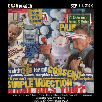 The Brandhagen Years cover art