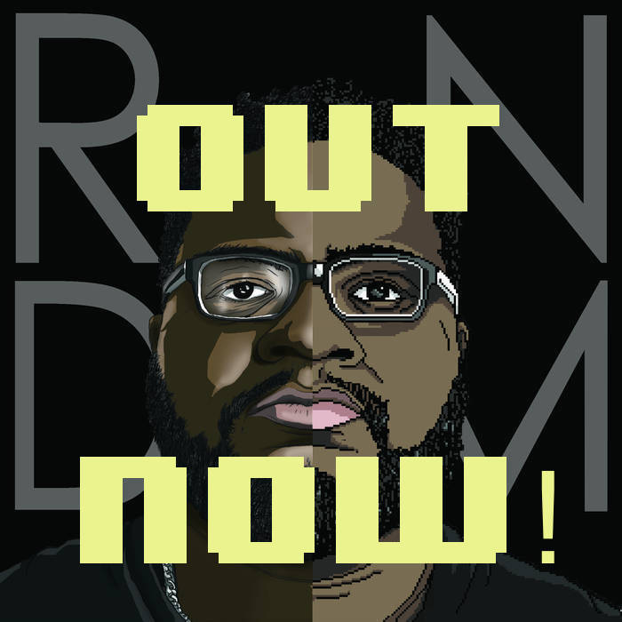 RNDM is OUT NOW (beat by Big Serg) cover art