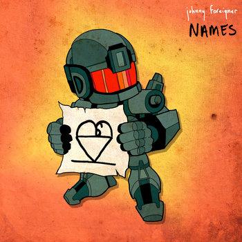 NAMES cover art