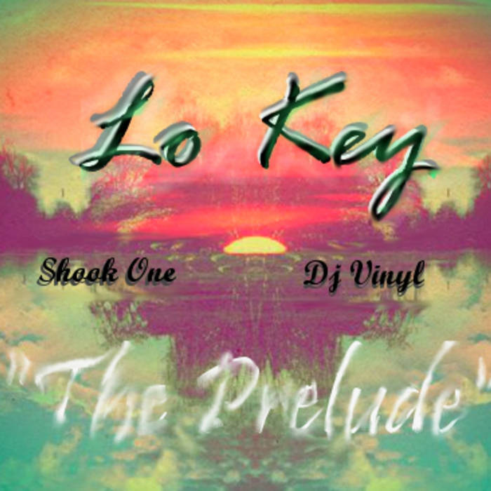 """The Prelude"" Instrumental EP cover art"