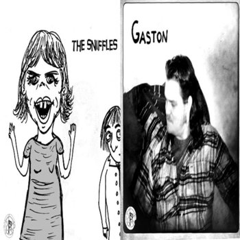 The Sniffles & Gaston Do A Split cover art