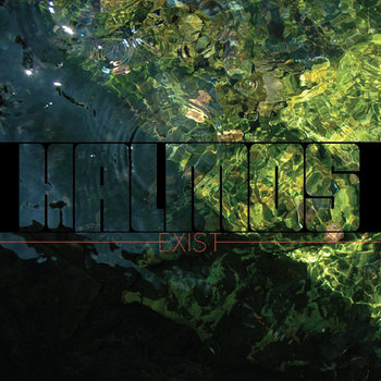 EXIST LP cover art