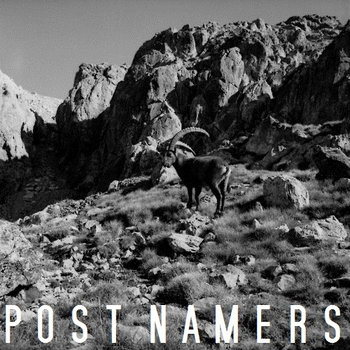 POST NAMERS cover art