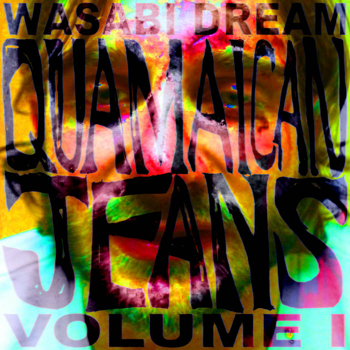 Quamaican Jeans, Volume I cover art