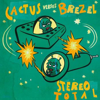 Cactus versus Brezel cover art