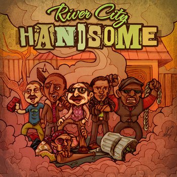 River City Handsome (prod by Lazerbeak) cover art