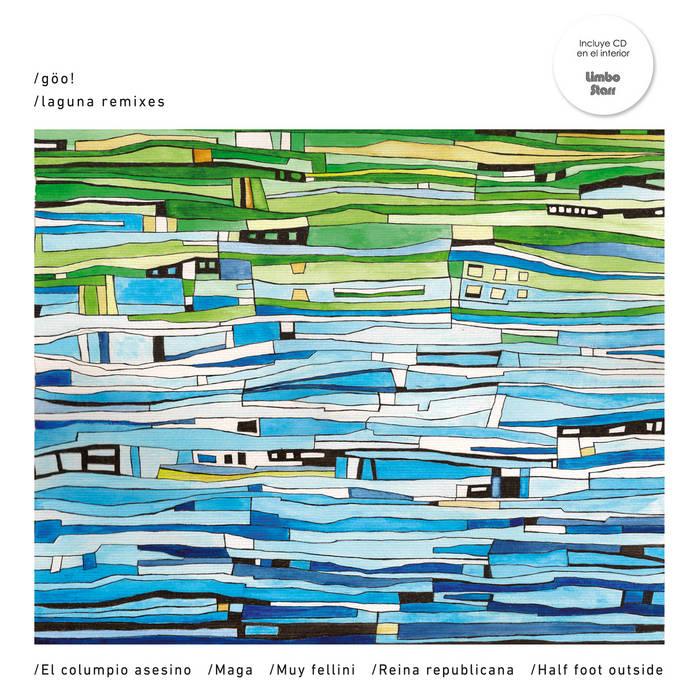 Laguna Remixes cover art