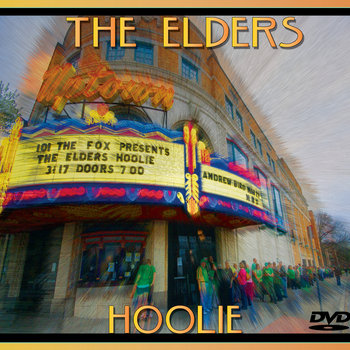 The Elders Hoolie DVD cover art
