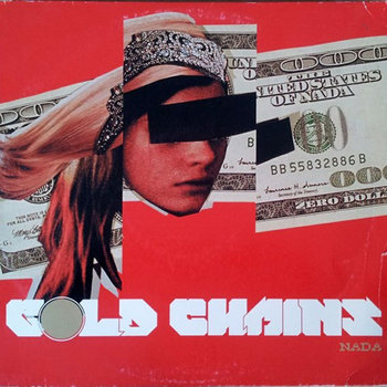 Gold Chains - Nada (Kid606's Hold On To Your Hardcore Rmx) 2003 cover art