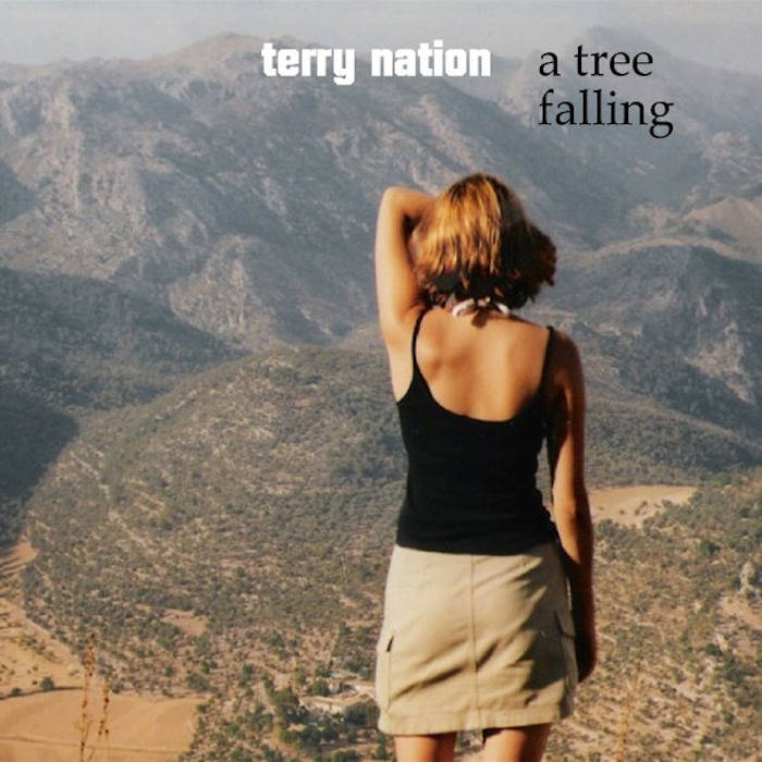 a tree falling cover art