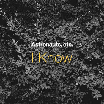 I Know cover art
