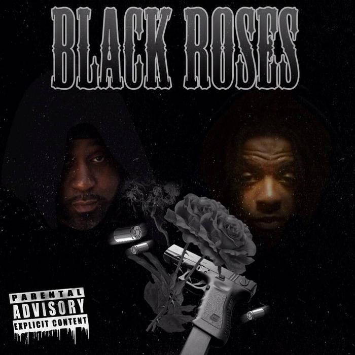 """BLACK ROSES""[VOK-SEWA & TUCCI FRIPP] cover art"