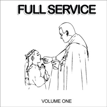 FULL SERVICE ALL STARS VOL. 1 cover art