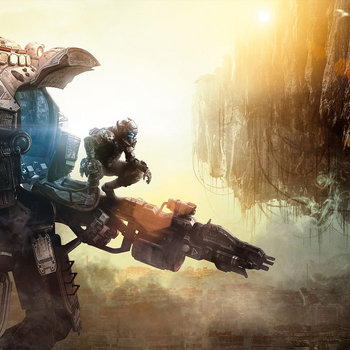Stand By For Titanfall cover art