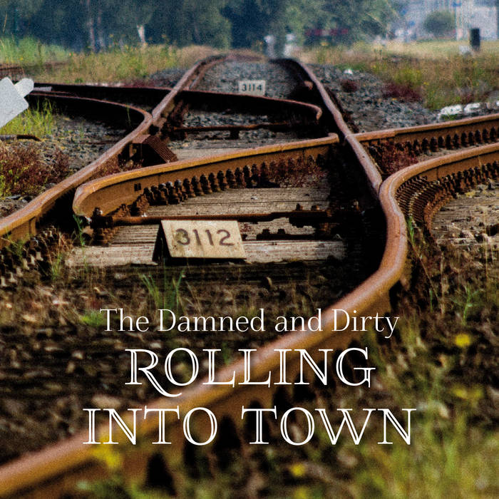 Rolling Into Town cover art