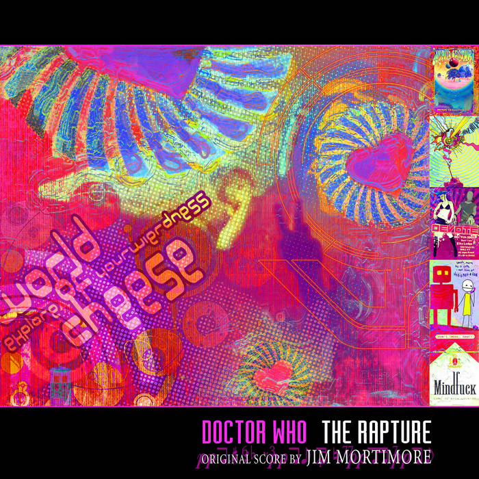 Doctor Who - The Rapture - remastered OST cover art