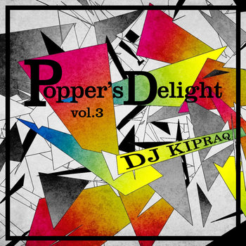 Popper's Delight Vol.3 cover art
