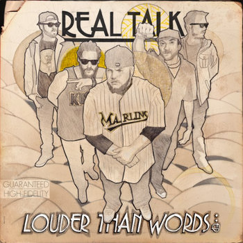 Louder Than Words EP cover art