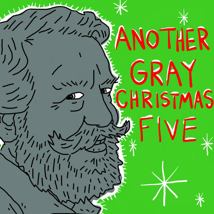 Another Gray Christmas 5 cover art