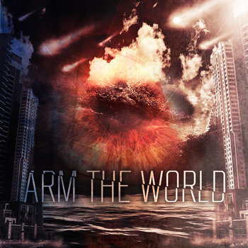 Arm The World  (Self titled EP) cover art