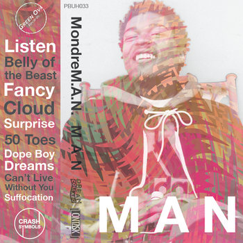 M A N cover art