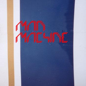 Man Machine EP cover art