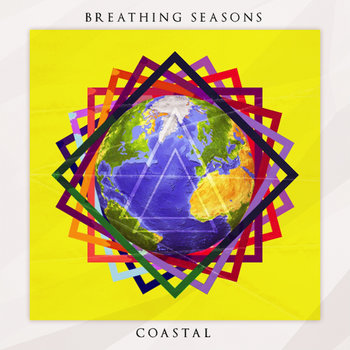 Coastal- EP cover art