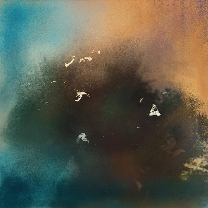 """Suno Deko - Thrown Color EP + 7"""" cover art"""