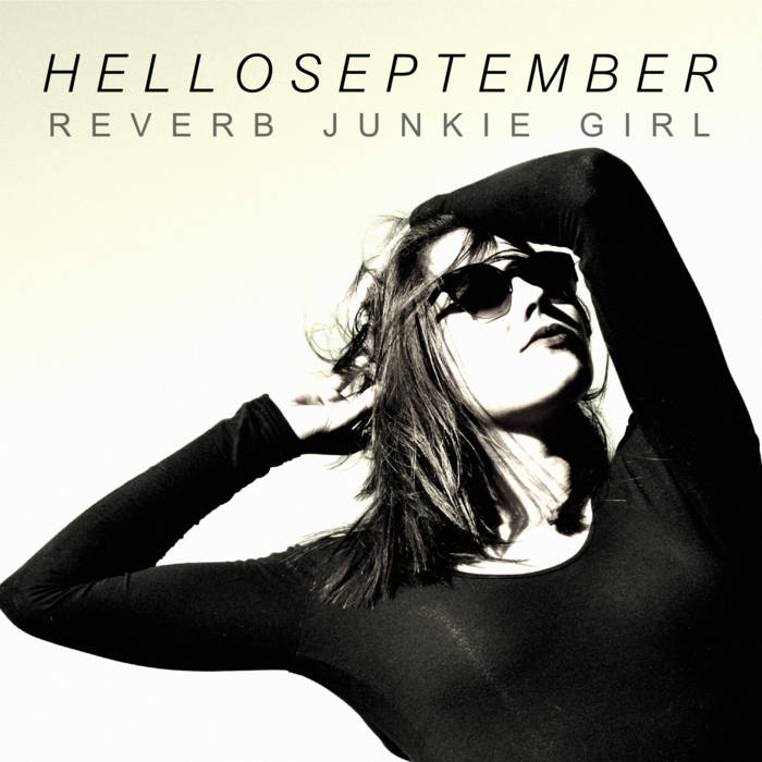 Reverb Junkie Girl cover art