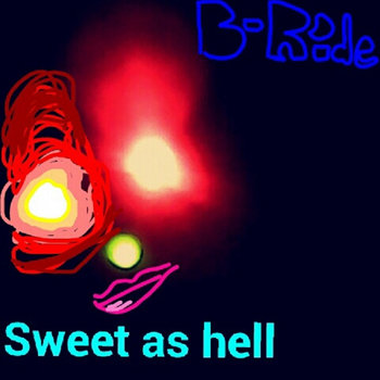 Sweet as hell cover art
