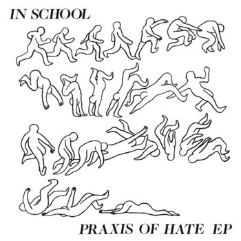Praxis of Hate EP cover art