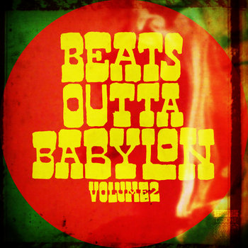 Beats Outta Babylon vol.2 cover art