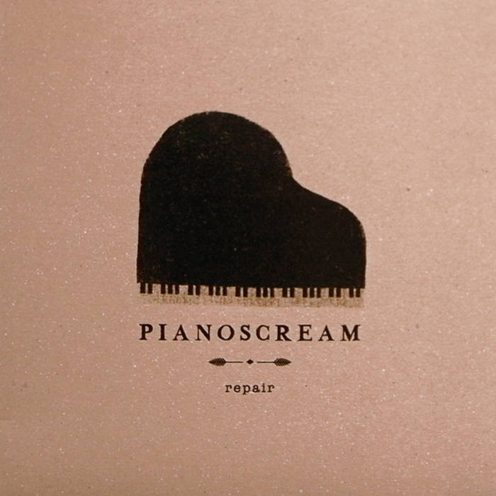 PIANOSCREAM cover art