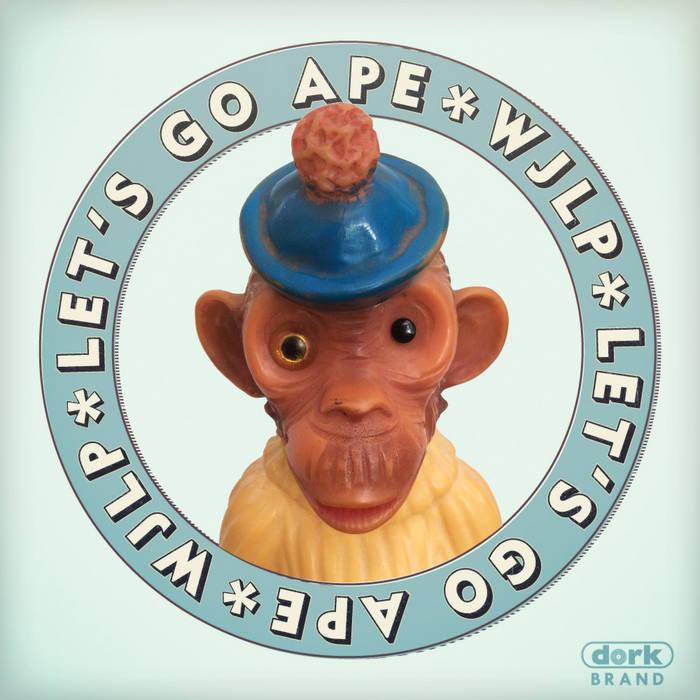 Let's Go Ape! cover art