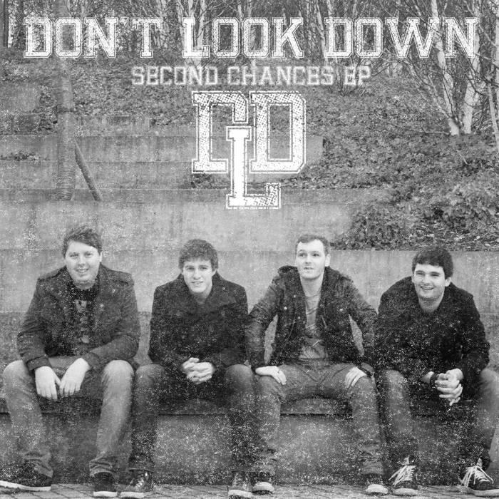Second Chances EP cover art