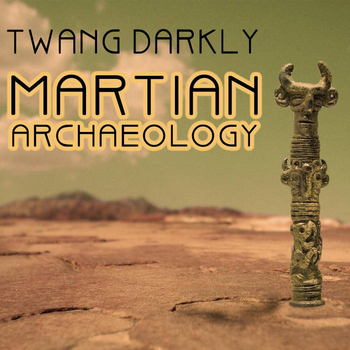 Martian Archaeology cover art