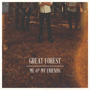 Me & My Friends cover art