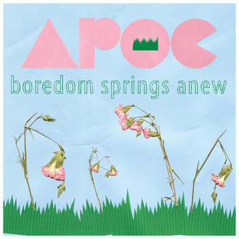 Boredom Springs Anew cover art