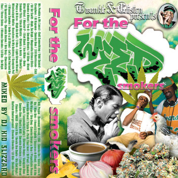 For The Weed Smokers cover art