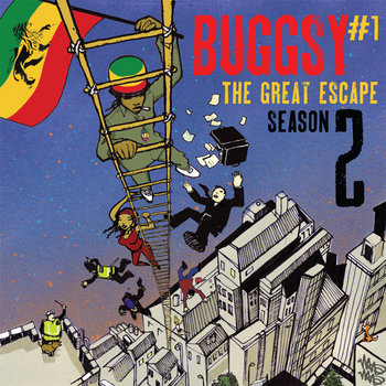 The Great Escape: Season2 cover art