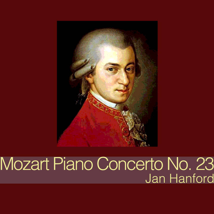 Mozart:  Piano Concerto No. 23 cover art