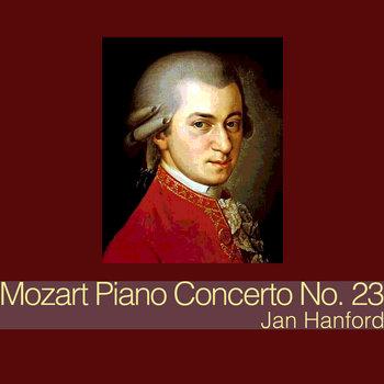 Mozart:  Piano Concerto No. 23 cover art