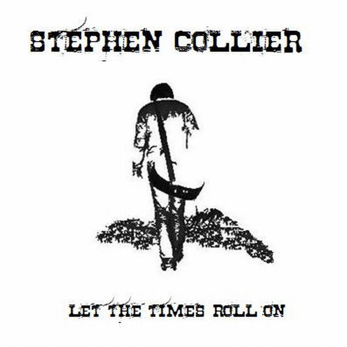 Let The Times Roll On cover art