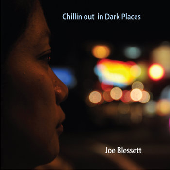 Chillin out in Dark Places cover art