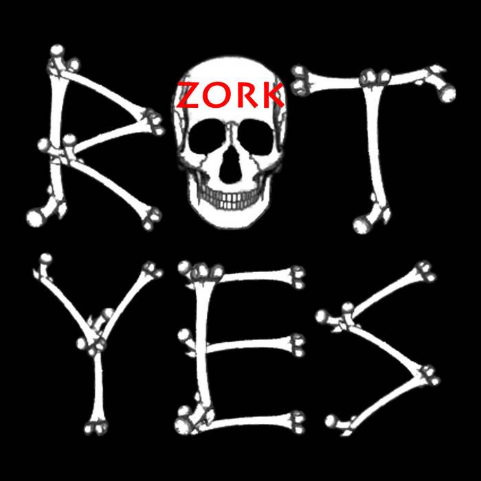 "Rotyes ""Zork"" (pogo 044) cover art"