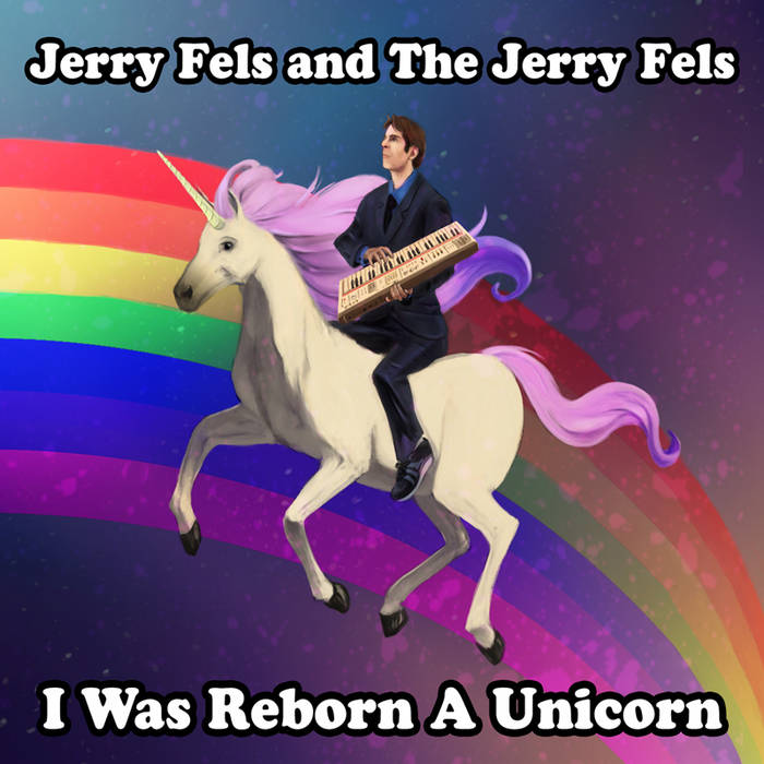 I Was Reborn A Unicorn cover art