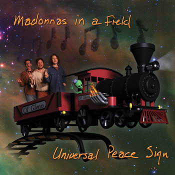 Universal Peace Sign cover art