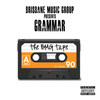 The BMG Tape cover art