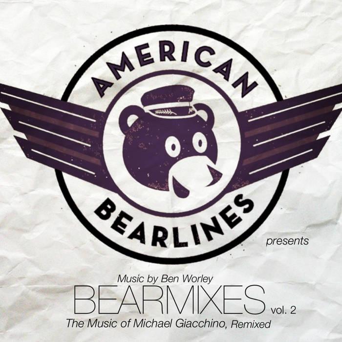 Bearmixes vol. 2 (The Music of Michael Giacchino, Remixed) cover art