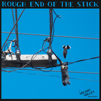 Rough End Of The Stick LP cover art